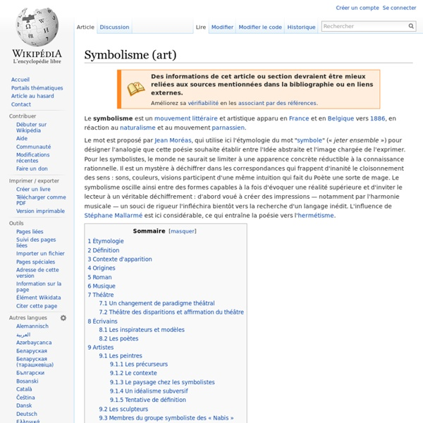 Symbolisme (art)