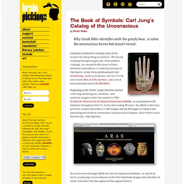 The Book of Symbols: Carl Jung's Catalog of the Unconscious