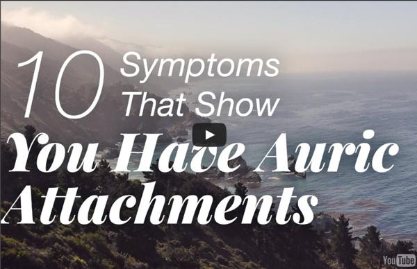 10 Symptoms That Show You Have Auric Attachments