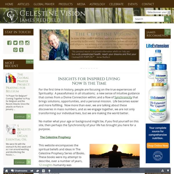 CelestineVision.com
