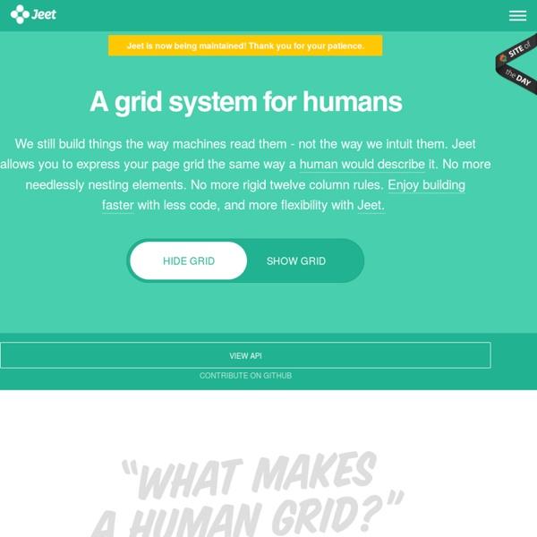 Smart CSS preprocessor grids