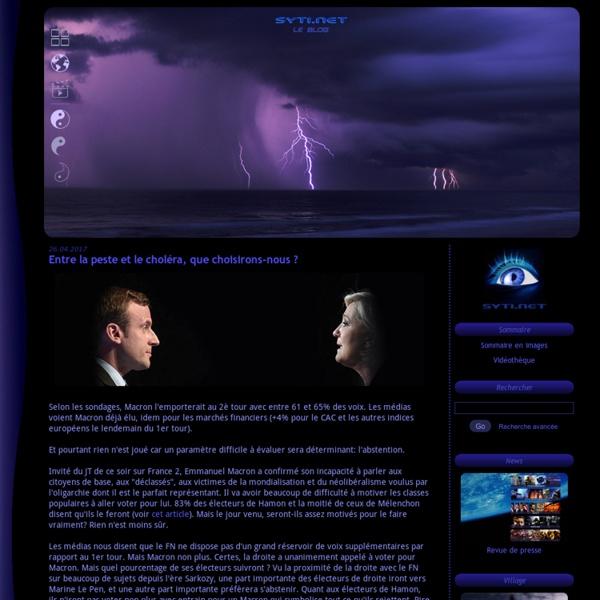 SytiNet - Le Blog