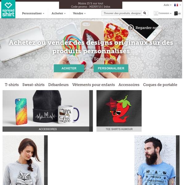 T-shirt personnalisé & cadeau personnalisé