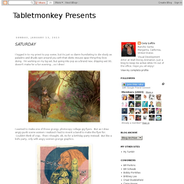 Tabletmonkey Presents