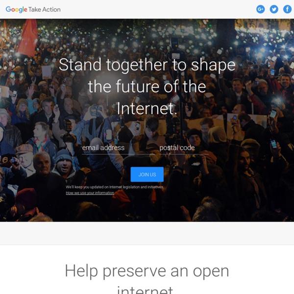 Take Action – Google