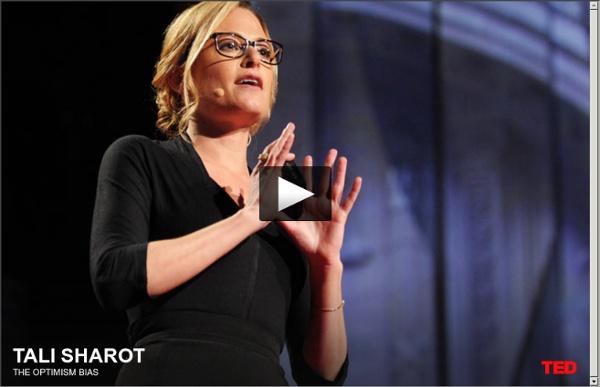 Tali Sharot: The optimism bias