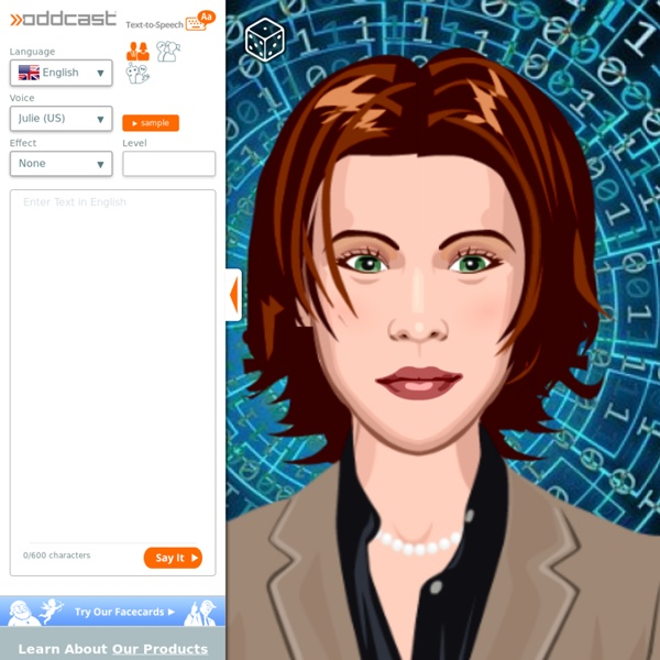 Best Text-to-Speech Demo: Create Talking Avatars and Online Characters
