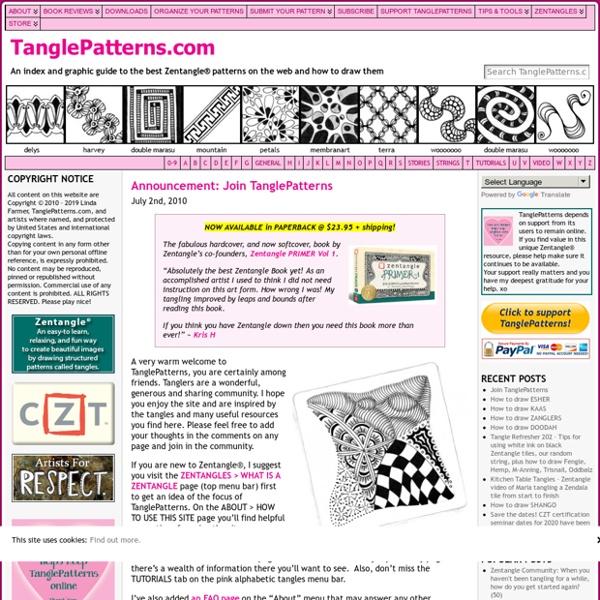 TanglePatterns.com