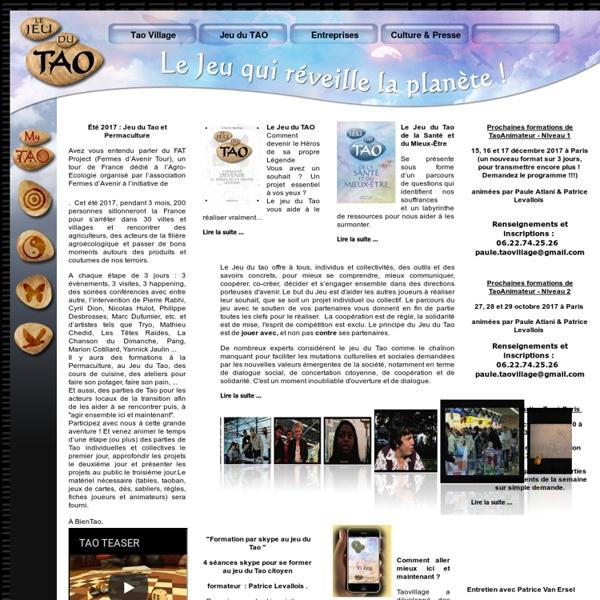 Tao -> Taovillage -