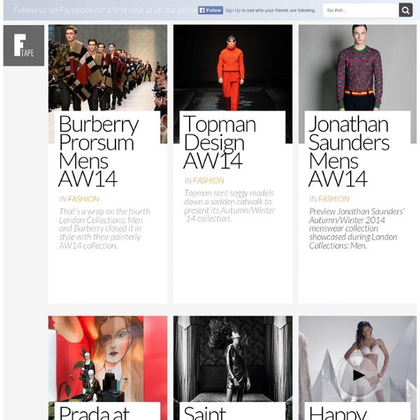 F.TAPE Fashion Directory