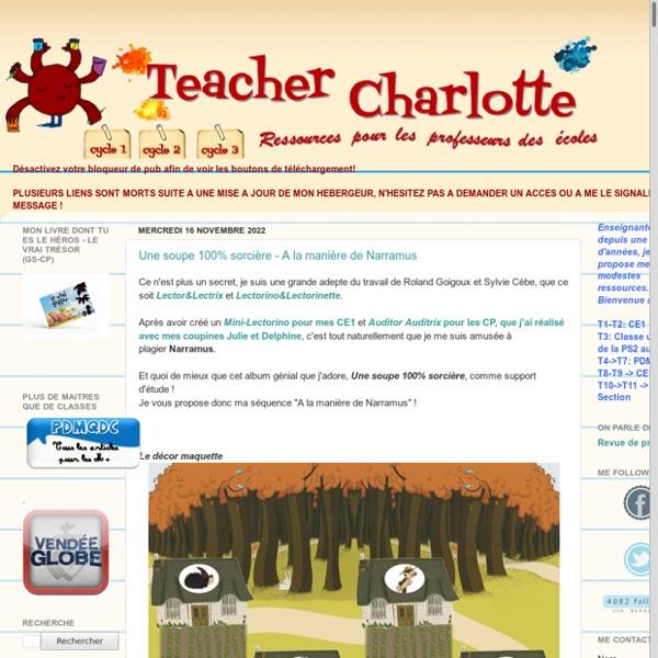 Teacher Charlotte