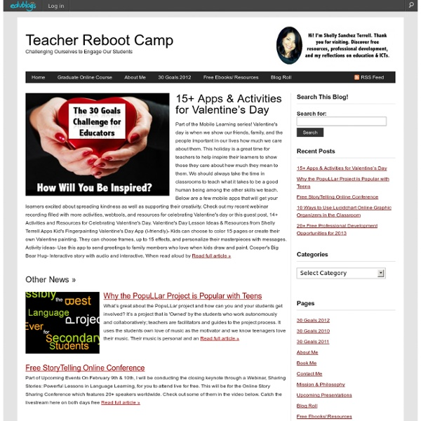 Teacher Reboot Camp
