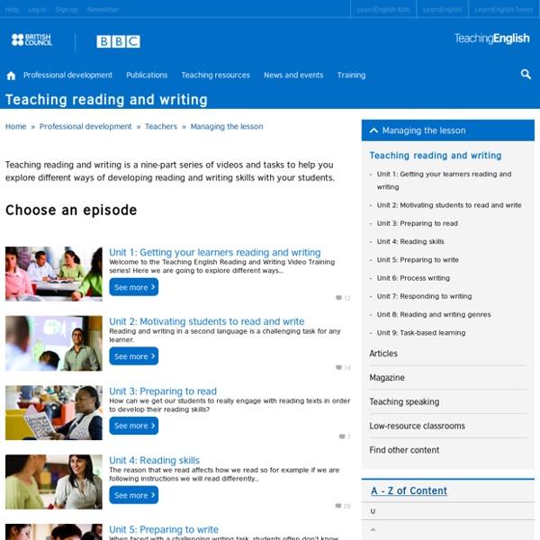 TeachingEnglish