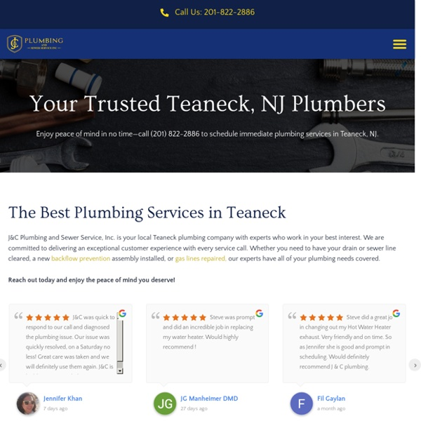 J&C Plumbing and Sewer Service