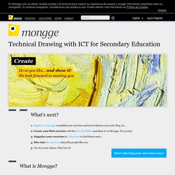 Dibujo Técnico con TIC para Educación Secundaria y Bachillerato