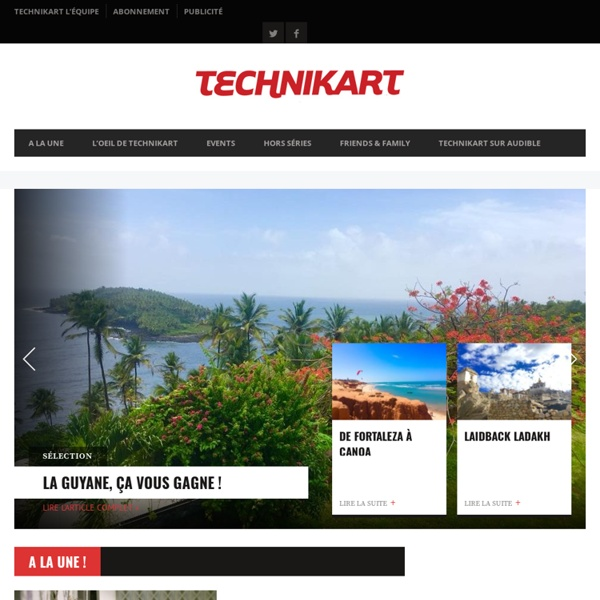 Technikart - News, culture & société - Technikart