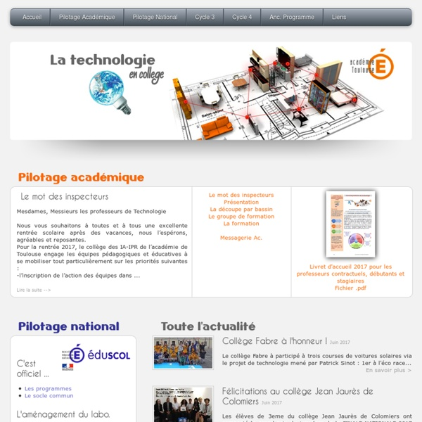 Technologie Ac-Toulouse