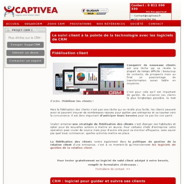 Le suivi client à la pointe de la technologie avec les logiciels de CRM