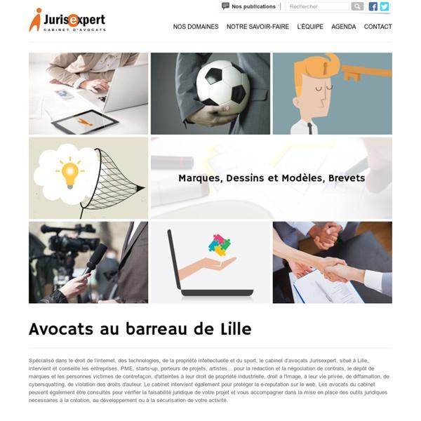 Avocat lille : droit internet, nouvelles technologies, immobilier
