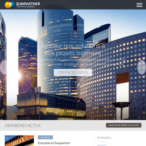 Sunpartner Technologies