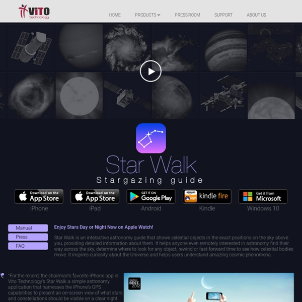 Star Walk - Interactive Astronomy Guide