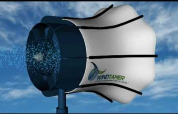 WindTamer Turbines - The Most Efficient Technology