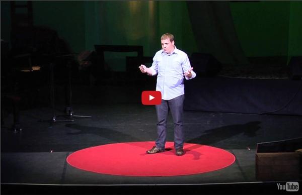 TEDx - Adam Baker - Do what you love.