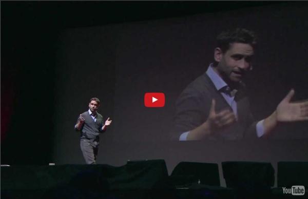 TEDxParis - Mathieu BAUDIN - Les conspirateurs positifs