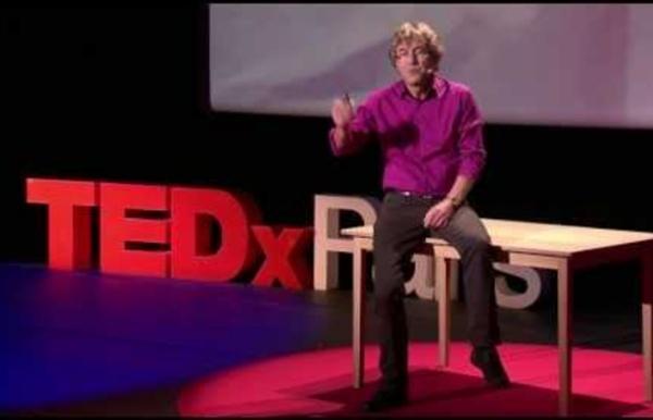 TEDxParis 2013 - Clair Michalon - Changer son regard sur les hommes pour voir le monde autrement