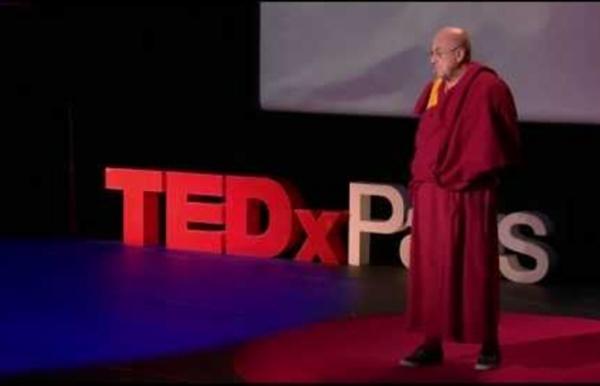 TEDxParis 2013 - Matthieu Ricard - Plaidoyer pour l'altruisme