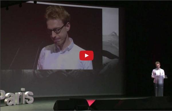 TEDxParis - Daniel Tammet - L'avenir, la mort et les statistiques