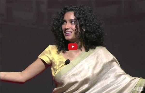 TEDxParis - Anjuli PANDIT - Traverser les frontières