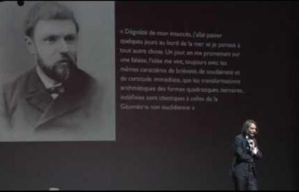 TEDxParis - Cedric VILLANI - La naissance des idées