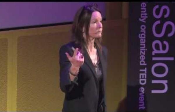 TEDxParisSalon - Corine-Sombrun - La transe chamanique, capacité du cerveau ?