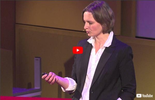 Le cerveau, créateur de temps: Virginie Van Wassenhove at TEDxParisSalon