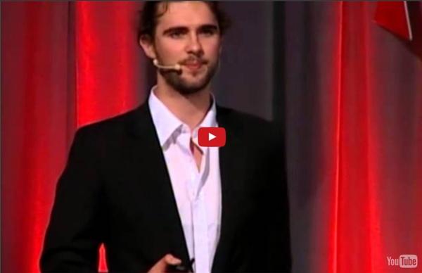 The MOOC Revolution : Matthieu Cisel at TEDxParisUniversités
