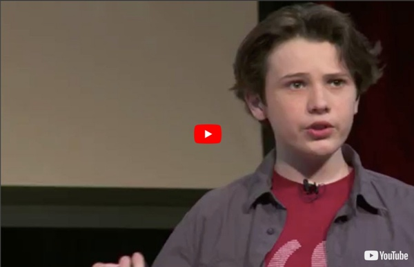 TEDxTeen - Jacob Barnett: Forget What You Know