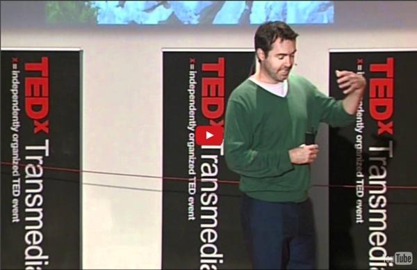 TEDxTransmedia 2011 - Jem Bendell - The Money Myth