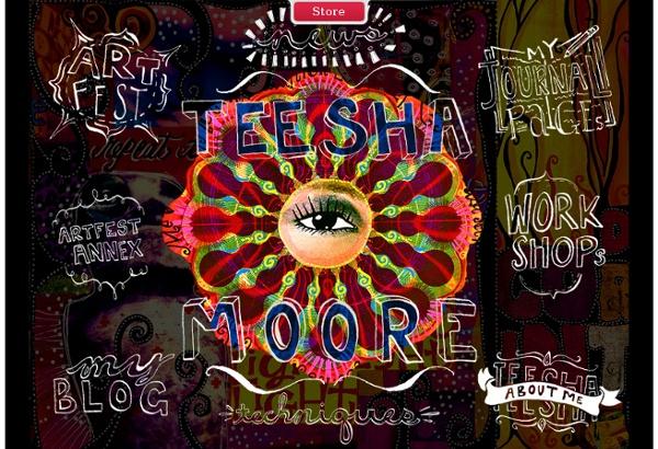 Teeshamoore.com