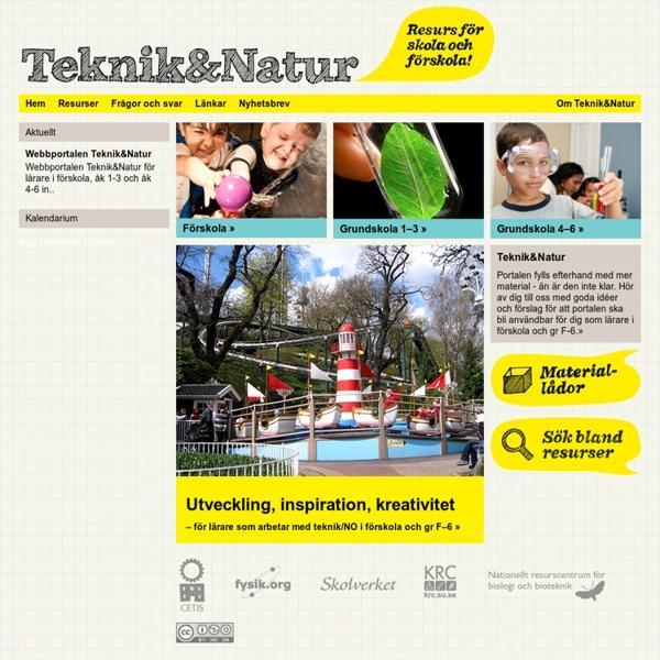 Teknik & Natur