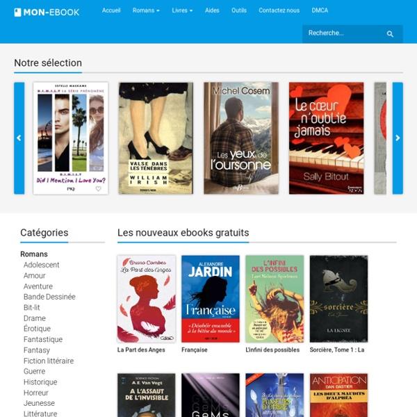 Telecharger ebooks gratuit en format EPUB, PDF
