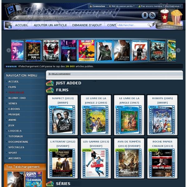application pour ecouter des films gratuit