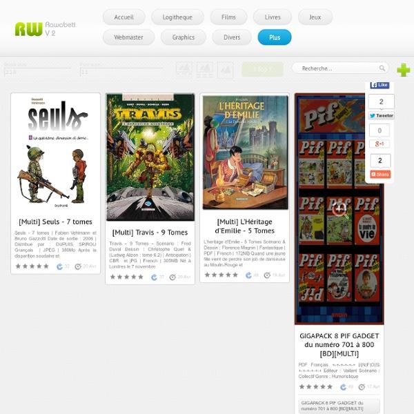 Rawabettt.com ebooks gratuit des films, télécharger ebooks et livres