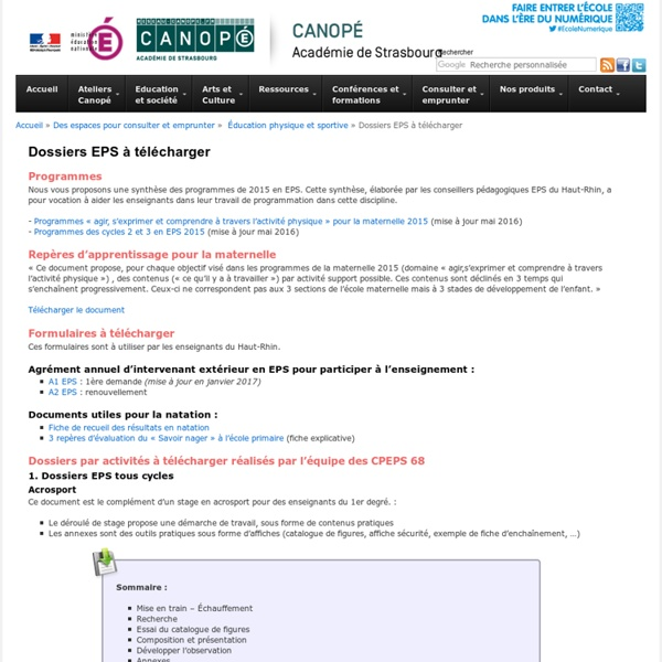 Canopé Académie de Strasbourg