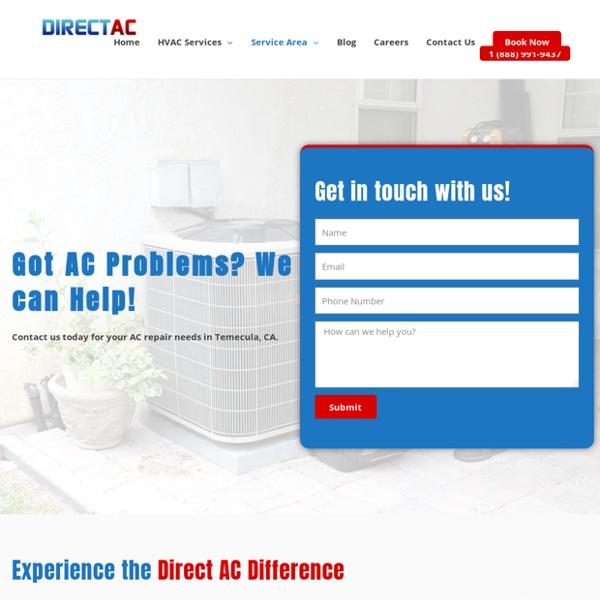 ? Temecula Air Conditioner & HVAC Service