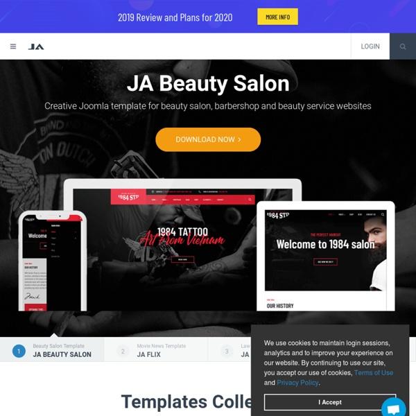 joomla templates magento themes and joomla extensions