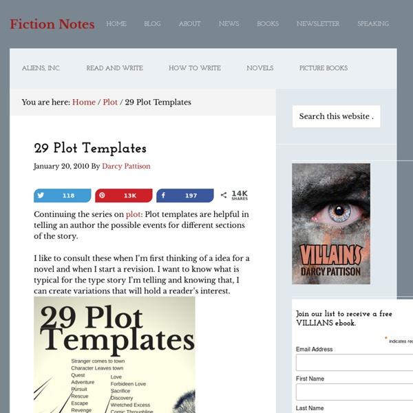 29 Plot Templates