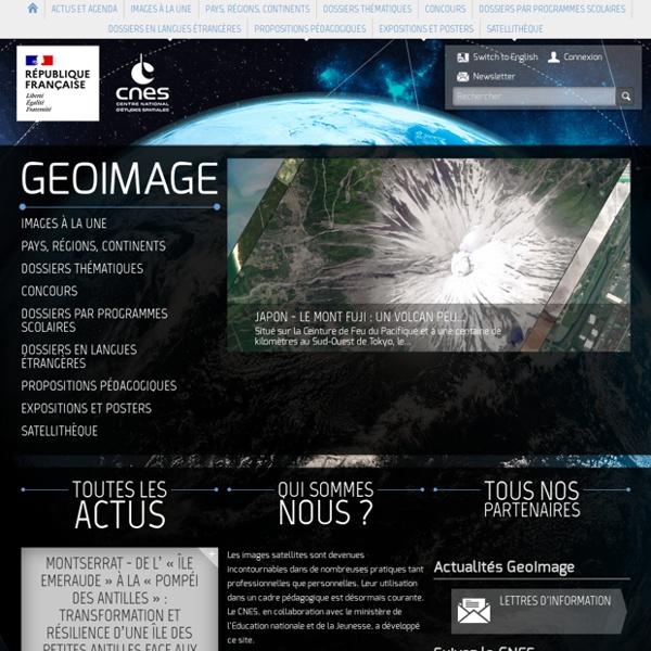 La Terre revisitée par les satellites