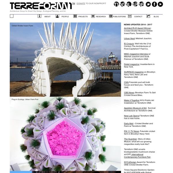 Terreform ONE (Open Network Ecology)