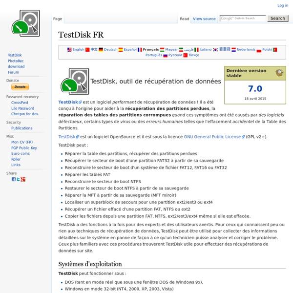 TestDisk FR
